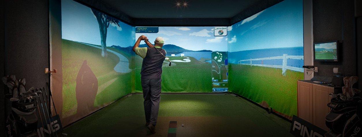 golf-simulator-golf-surround-academy